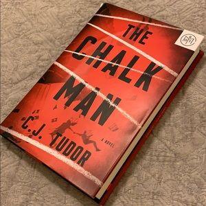 Other - The Chalk Man book BOTM